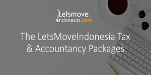 Tax & Accountancy Packages from LetsMoveIndonesia