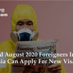 From 3rd August 2020 foreigners in Indonesia can apply for new visas! LetsMoveIndonesia