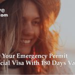 Convert your emergency permit to a social visa with 180 days validity!