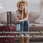 Indonesia Government implements new travel restrictions for foreigners | LetsMoveIndonesia